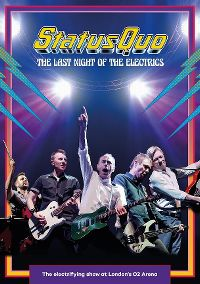 Cover Status Quo - The Last Night Of The Electrics [DVD]